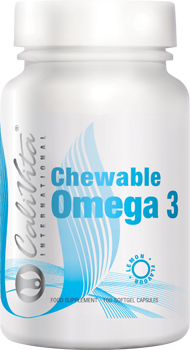 Chewable Omega 3 Concentrate