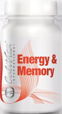 Energy Memory: Pro udržení výkonnosti a koncentrace