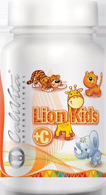 Lion Kids C: Vitamín C pro děti bez cukru