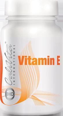 Vitamin E: Vitamin věčného mládí
