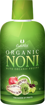 Organic Noni: Organické Noni s biocertifikátem