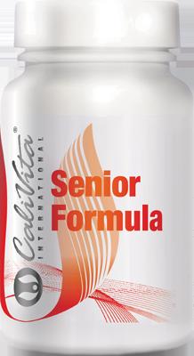 Senior Formula: Vitamínový komplex pro seniory