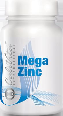 Mega Chelated Zinc: Mega dávky zinku