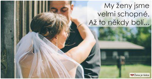 Svatební kolotoč očima muže v deseti krocích