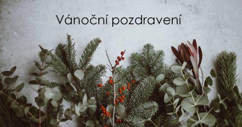 Vánoční pozdravení