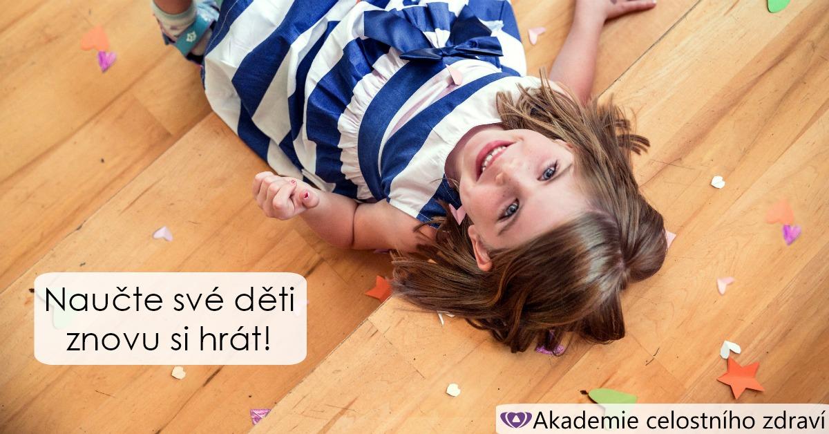 Samostatné hraní: 5 tipů, jak dostat dítě do hry