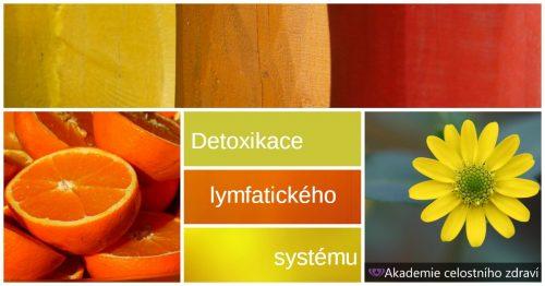 Očista sleziny a lymfatického systému