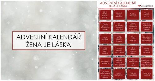 Adventní kalendář lásky pro ženy