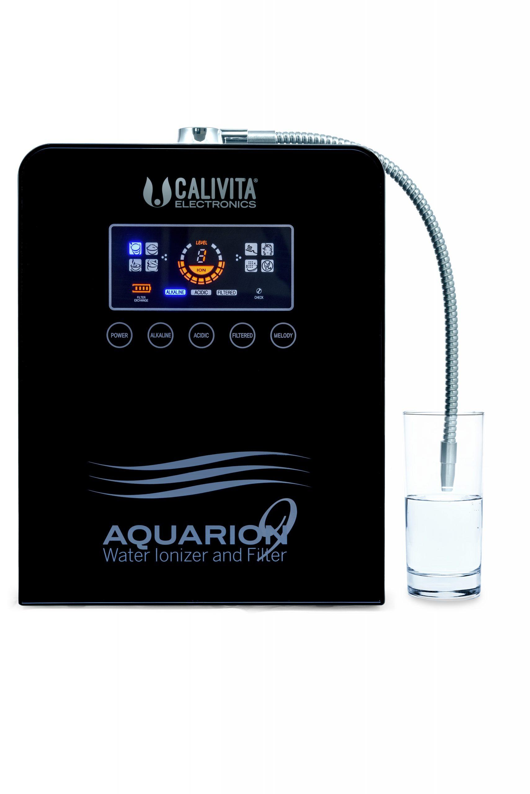 Aquarion: Čistá a ionizovaná voda